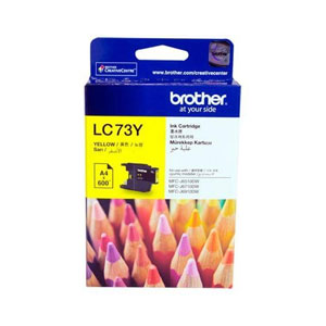 Brother Ink Yellow - LC73Y