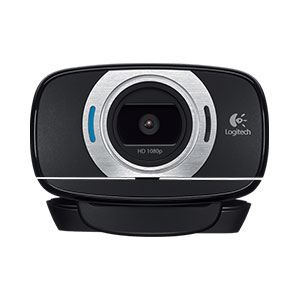 Logitech C615 HD Webcam Fold And Go