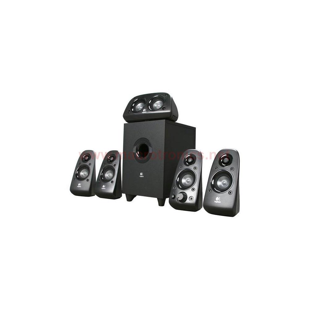 Logitech Z506 5 1 Surround Sound Speakers - 980-000431