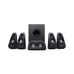 Logitech Z506 5.1 Surround Sound Speakers  - 980-000431