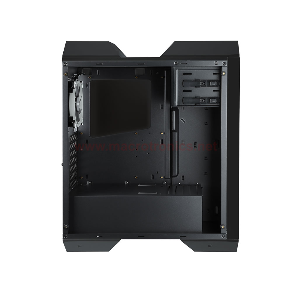 Raidmax Monster Ii Prime Rgb Computer Case Mid Tower Black A08rtb Chis Macrotronics Parts And Accessories Gaming Pcuch