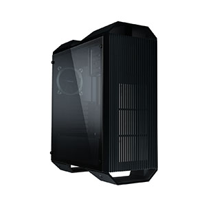 Raidmax Monster II Prime RGB Computer Case Mid Tower Black - A08RTB