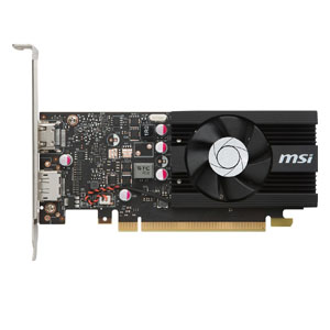 MSI GeForce GTX 1030 2GB GDDR5 LP OC