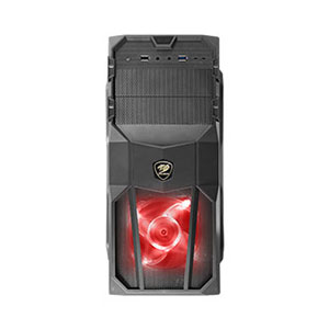 Cougar MX200 Rugged Computer Case Mid Tower