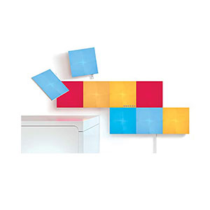 Nanoleaf Light Panels Canvas Smarter Kit - NL29-0002SW-9PK
