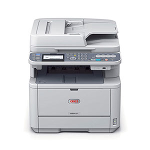 Oki MB451W Laserjet Printer AIO - Monochrome