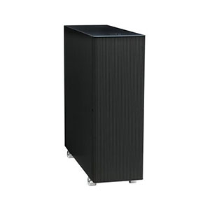 LIAN LI Black Aluminum ATX Super Full Tower Computer Case - PC-V2110