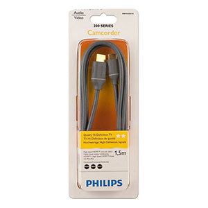 Philips Cable HDMI To Mini HDMI 1.5m - SWV4422S/10