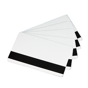 Plastic Card PVC With Magnetic (250Card)