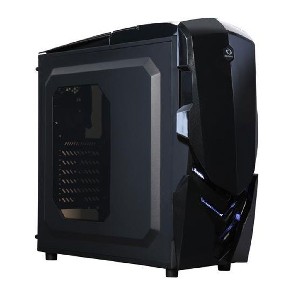 Raidmax Ninja II Computer Case Mid Tower Black - A06WBB