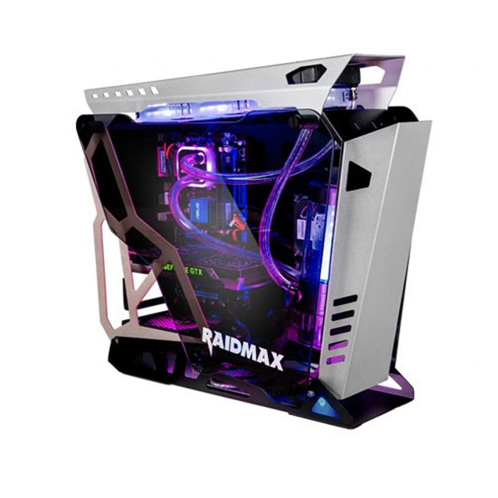 Raidmax X08 Computer Case Mid Tower Metal - X08
