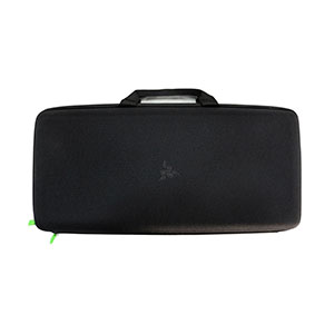 Razer Hard Cover Bag For Gaming Keyboard Black - RZR-KB-CVR