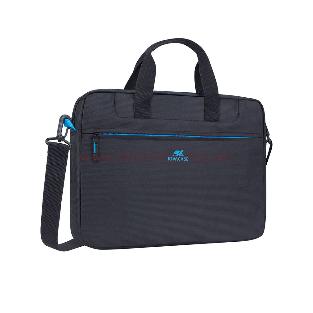 Rivacase Laptop Bag Black 15.6-inch - 8037