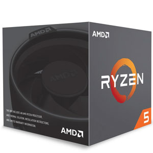 AMD Ryzen 5 2600X 4.20GHz - AM4