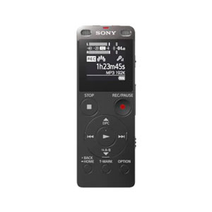 Sony Digital Voice Recorder - ICD-UX560F
