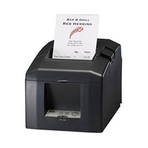 Star Receipt Printer TSP654 Parallel Thermal Color