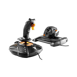Thrustmaster T-16000M FCS HOTAS Controller - THM‐2960773