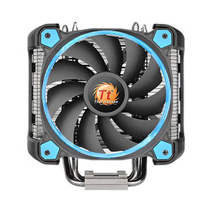 Thermaltake CPU Cooler CL-P021 Riing Silent 12cm - Blue