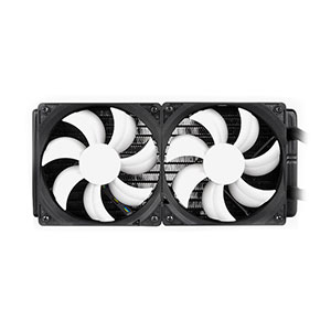 Thermaltake CPU Liquid Cooler CLW0224-B Extreme S AIO Water 3.0
