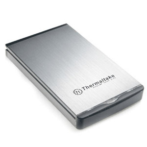 Thermaltake Muse 5G Enclosure For Hard Drive 2.5-inch N0024US - Silver