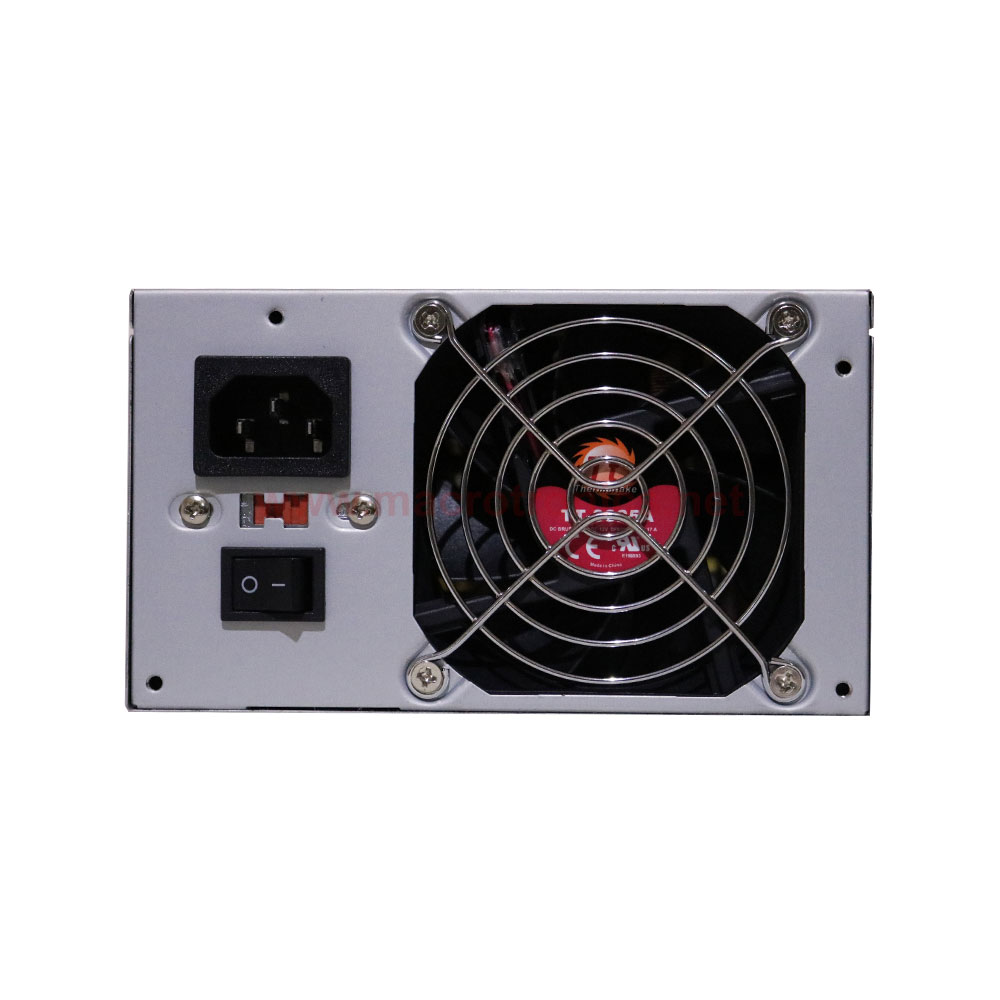 thermaltake litepower 430w power supply power supply psu macrotronics computers. Black Bedroom Furniture Sets. Home Design Ideas