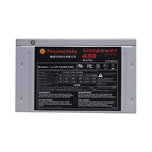 Thermaltake LitePower 430W Power Supply