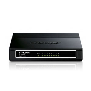TP-Link TL-SG1008D Switch - 8 Ports