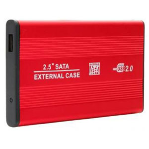 "Traffic 2.5"" USB 3.0 External HDD Enclosure"