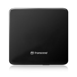 Transcend Portable DVD-RW - TS8XDVDS-K