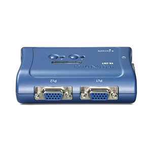 Trendnet KVM-TK207K KVM Switch - 2 Ports