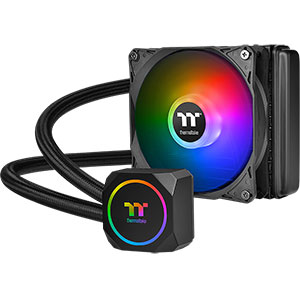 Thermaltake TH120 CPU AIO Liquid Cooler ARGB - CL-W285-PL12SW-A