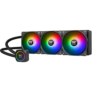Thermaltake TH360 AIO CPU Liquid Cooler - CL-W300-PL12SW-A