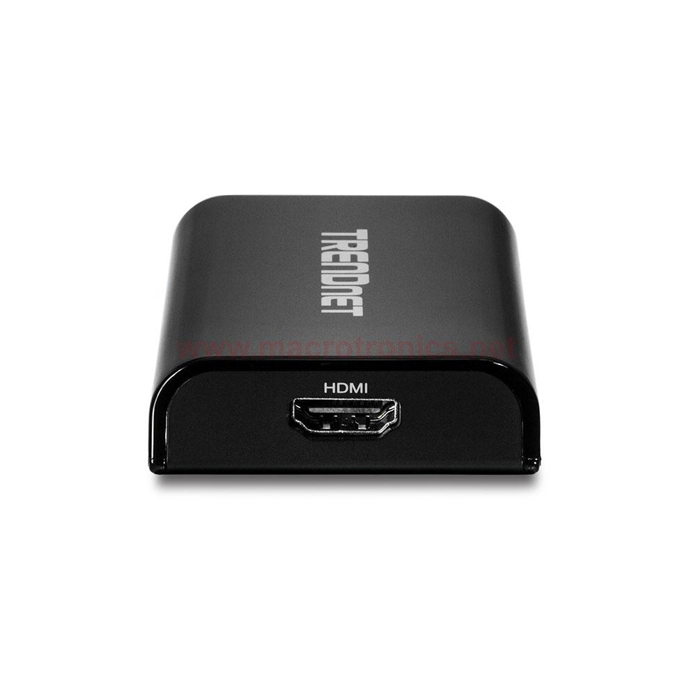 TRENDnet TU3-HDMI Adapter Mac
