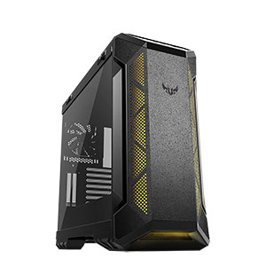 Asus TUF Gaming GT501 Computer Case Mid Tower RGB Fans - 90DC0012-B49000