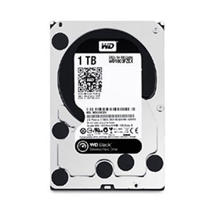 Western Digital Black 3.5-inch HDD 1TB - WD1003FZEX