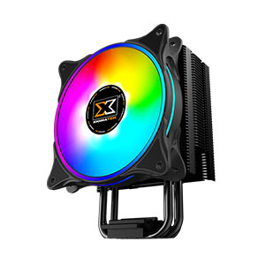 Xigmatek Windpower WP1264 RGB 120mm CPU Air Cooler